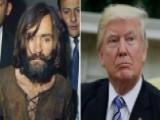 Newsweek Compares Mass Murderer Charles Manson To Trump