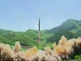 North Korea Fires An ICBM Into Japanese Waters