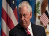 New Questions About Tillerson's Future At The State Dept