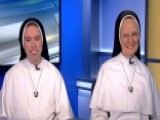 Nuns' Album Climbs The Charts Ahead Of Christmas