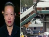 NTSB Preparing To Interview Train Crew On Derailment
