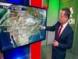 National Forecast For Sunday, December 24
