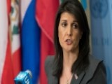 Nikki Haley Says Trump's NKorea Threats Keep The World Safer