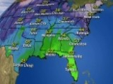 National Forecast For Wednesday, January 10