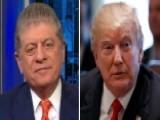 Napolitano On Earmarks: Is Trump Even A Republican?