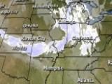 National Forecast For Monday, January 15