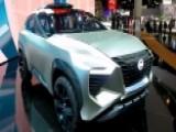 Nissan's Bizarre Concept Car