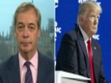 Nigel Farage: Reaction To Trump In Davos Was Stunning