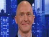 New Questions About FBI's Surveillance Of Carter Page