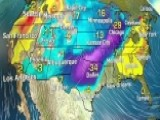 National Forecast For Wednesday, February 21