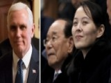 North Korea Cancels Meeting With Vice President Pence