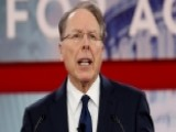 NRA CEO LaPierre: We Share A Goal Of A Safe Country