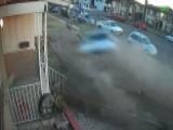 Near Miss: Car Slams Into Toddler's Bedroom