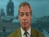 Nigel Farage On Trump's Decision To Meet With Kim Jong Un