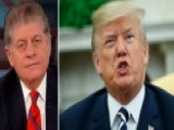 Napolitano Urges Trump To 'let The Lawyers Do The Talking'