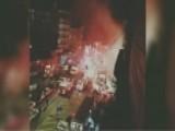 NYC Firefighter Dies Battling Massive Blaze On Movie Set