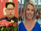 Nauert: US Looks Forward To Sitting Down With Kim Jong Un