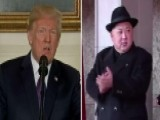 NKorea Test Suspension A Sign Trump's Strategy Is Working?