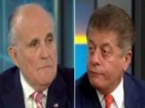 Napolitano: Not Wise For Giuliani To Negotiate In Public