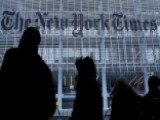 N.Y. Times' Mea Culpa On FBI Probe