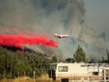 New Uncontained Fires Threatening Northern California