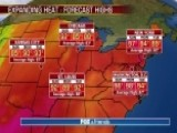 National Forecast For Sunday, July 1