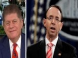 Napolitano On Rosenstein: Impeachment Is A Draconian Measure