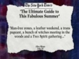 New York Times' 'ultimate Guide' To Summer