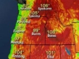 National Forecast For Friday, August 10