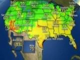 National Forecast For Thursday, August 16