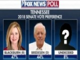 New Fox News Polls For Key Senate Races