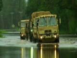 National Guard Helps Rescues North Carolina Residents