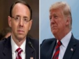 Napolitano On Potential Fallout If Trump Fires Rosenstein