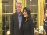New Video: Bill Clinton Seen With Monica Lewinsky In The Oval Office
