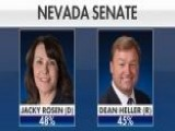 New Polls Show Democrats Holding A Slim Lead In Nevada