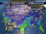 National Forecast For Sunday, November 18