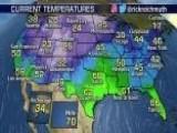 National Forecast For Sunday, November 25