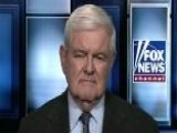 Newt Gingrich On The Border Funding Battle On Capitol Hill: Democrats Are Deciding They Don't Want To Protect America