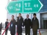 North And South Korea Break Ground On Railway Project To Link Two Countries