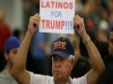 New Poll Shows One In Three Latino Voters Support President Trump