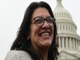 Newly Elected Michigan Democrat Congresswoman Rashida Tlaib Crudely Calls For President Trump's Impeachment At A Rally