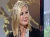Olivia Newton-John Delivers First Cookbook