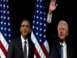 Obama And Bill Clinton On Same Page?