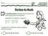 Outrage Over 'Distribute The Wealth' Worksheet