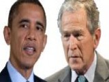 Obama Vs. Bush On Counterterrorism Efforts
