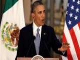Obama's Diplomatic And Political Mission In Mexico