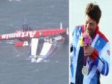 Olympic Sailor Dies After Yacht Capsizes
