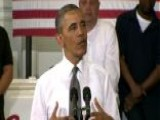Obama Pushing Spending Amid Scandals