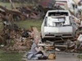 Okla. Residents In Shock, Try To Pick Up Pieces