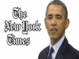 Obama Gets Assist From New York Times
